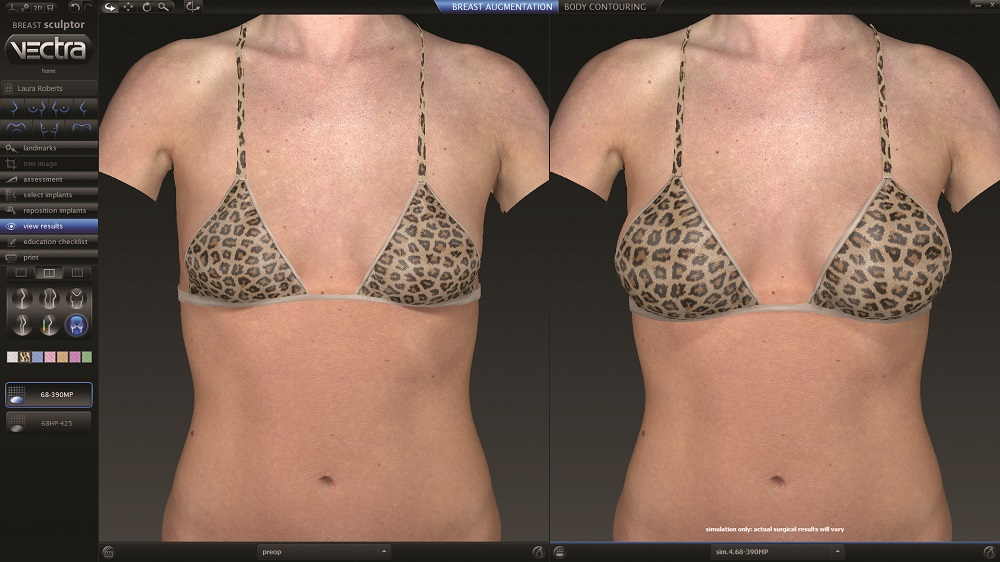 BS review 2-up front leopard bikini CMYK